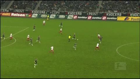 Watch and share Marco Reus. Borussia Mon - Mainz. 20.11.2010 GIFs by fatalali on Gfycat