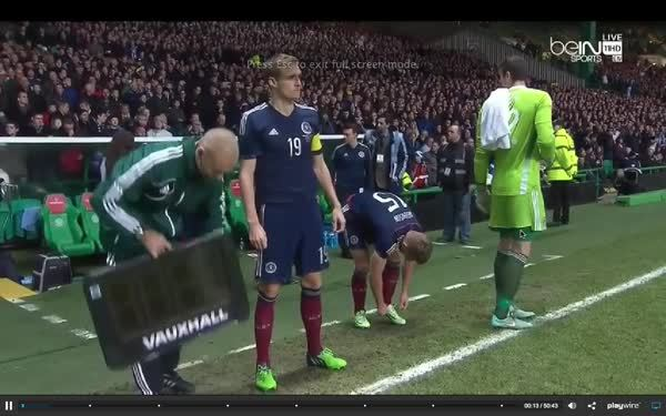 reddevils, That moment when Fletcher came on as a second-half substitute vs England (reddit) GIFs