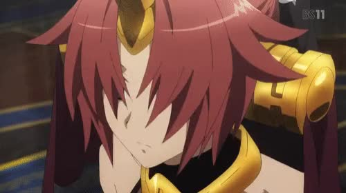 Watch and share Fate GIFs and Fgo GIFs by saber on Gfycat