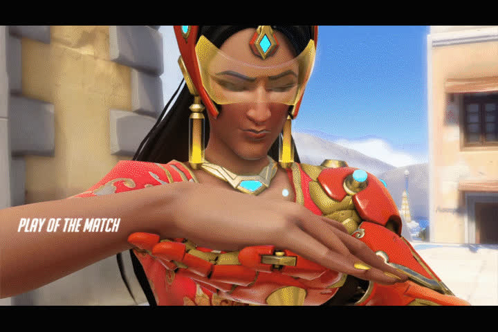 Symmetra, Why, overwatch, PS4 Hacker in Comp GIFs