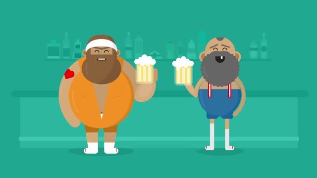 Watch and share Weird Cheers! GIFs by Cerveteca Mx on Gfycat