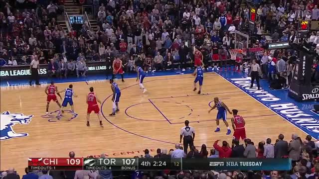 Watch and share Toronto D Vs Bulls GIFs by dirk41 on Gfycat