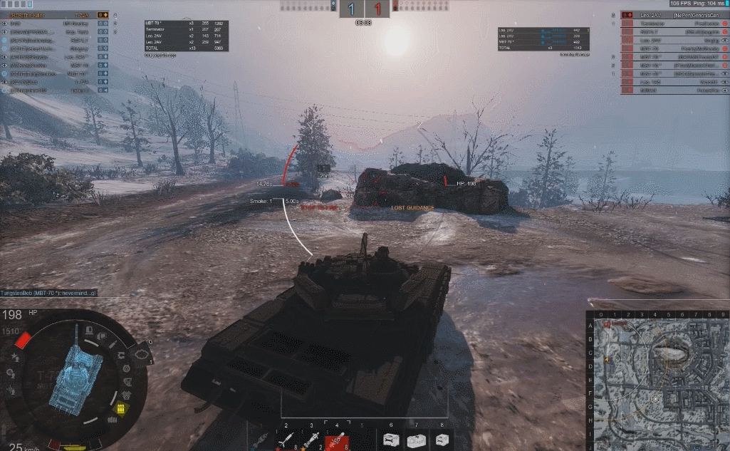 armoredwarfare, friends, Forgot the T-72A has missiles GIFs