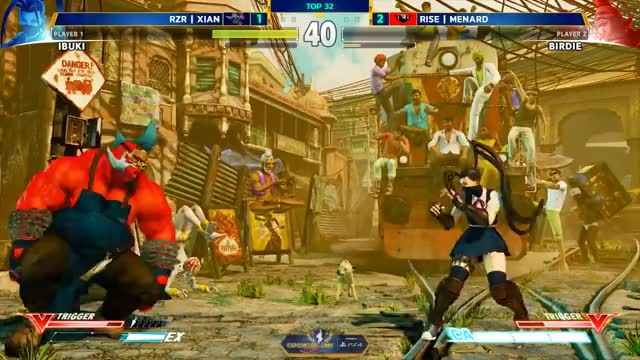 Watch and share Xian's Ibuki Peekabo Tactics GIFs by Aris on Gfycat