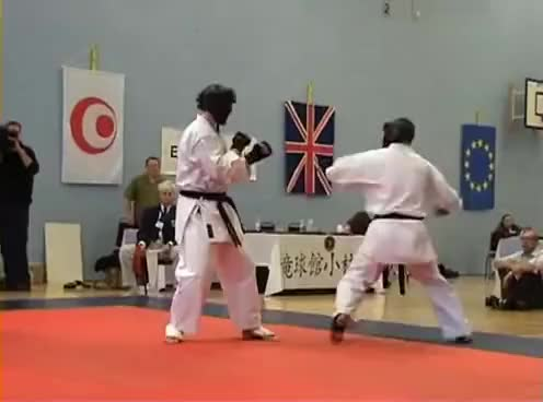 Watch and share Karate GIFs and Kick GIFs on Gfycat
