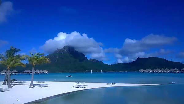 Watch and share Bora Bora Beach GIFs on Gfycat
