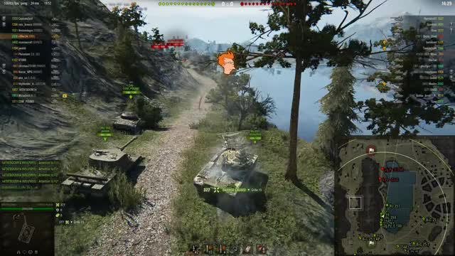Watch With Friends Like These... GIF on Gfycat. Discover more WorldofTanks GIFs on Gfycat