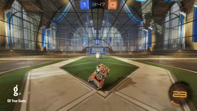 Watch Assist 2: ....... GIF by Gif Your Game (@gifyourgame) on Gfycat. Discover more ......., Assist, Gif Your Game, GifYourGame, Rocket League, RocketLeague GIFs on Gfycat