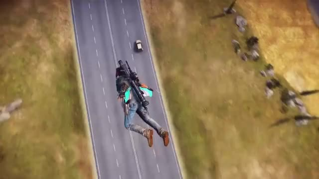 Watch Major New Channel Announcement! + Crazy RPG Car Jump Stunt GIF by ThePyrotechnician (@thepyrotechnician) on Gfycat. Discover more ThePyrotechnician, jc, jc3, just cause 3, just cause 3 action, just cause 3 dlc, just cause 3 epic moments, just cause 3 gameplay, just cause 3 rpg, just cause 3 stunts GIFs on Gfycat