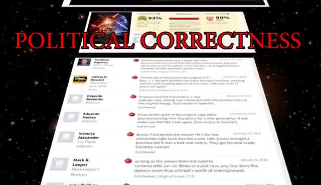 Watch and share Political Correctness Censorship Leftist Midichlorians GIFs on Gfycat