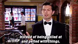 Watch and share Parks And Rec GIFs and Ben Wyatt GIFs on Gfycat