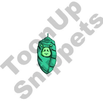 Caterpillar Changes Into Butterfly Animated Clip Art Gif Gfycat