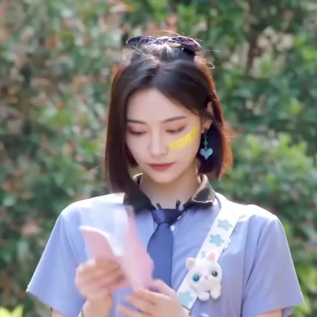 Watch and share Youth With You GIFs and Xu Jiaqi GIFs by phoning.home on Gfycat