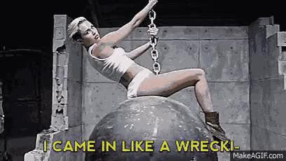 Watch and share Miley Cyrus GIFs on Gfycat