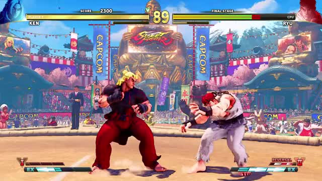 Watch and share StreetFighterV 04 08 2018 18 12 15 GIFs on Gfycat