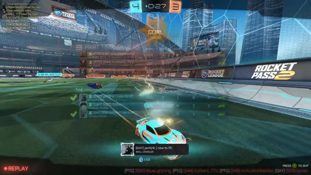 Watch and share Rocket League 2019.02.16 - 01.53.50.30.DVR GIFs by right_rl on Gfycat