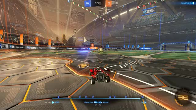 Watch and share Rocket League GIFs by dingobaby on Gfycat