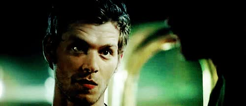 Watch and share Klaus Smirk GIFs on Gfycat