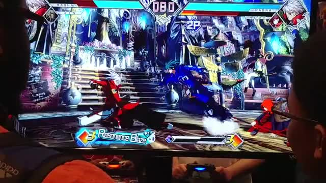 Watch and share NYCC Blazblue CrossTag 1(2) GIFs on Gfycat