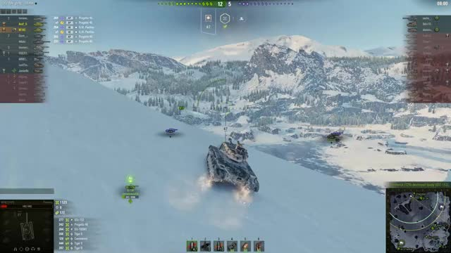 Watch and share World Of Tanks 2019.06.07 - 17.06.48.08.DVR GIFs by Miko on Gfycat