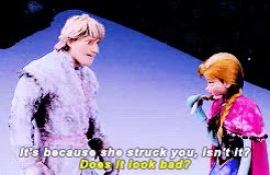 Watch and share Anna X Kristoff GIFs and Princess Anna GIFs on Gfycat