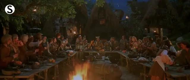 Watch and share Asterix & Obelix Vs. Caesar Omelette Scene GIFs on Gfycat
