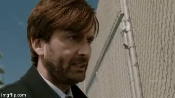 Watch and share David Tennant GIFs and Emmett Carver GIFs on Gfycat