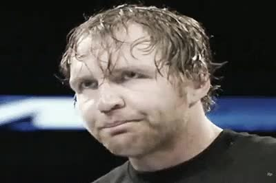 Watch and share Or Thereabouts GIFs and Dean Ambrose GIFs on Gfycat