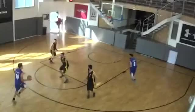 Watch and share Basketaki Summer League - Garands Vs Brazzers (10/6/17) GIFs on Gfycat