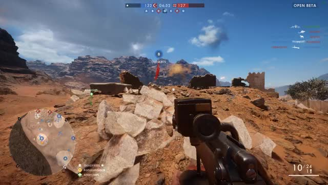 Watch Ow Charlie!! GIF by @randomslacker on Gfycat. Discover more 180, battlefield 1, quickscope GIFs on Gfycat