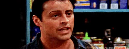 Watch bad eyebrows GIF on Gfycat. Discover more matt leblanc GIFs on Gfycat