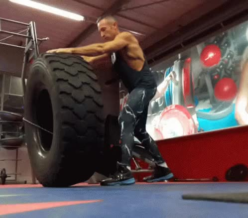 Watch and share Sport Crossfit GIFs on Gfycat