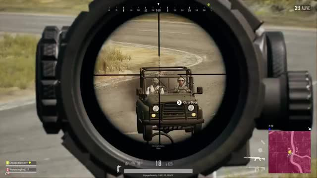 Watch EngagedSerenity PLAYERUNKNOWNSBATTLEGROUNDS 20180822 03-14-59 GIF on Gfycat. Discover more related GIFs on Gfycat