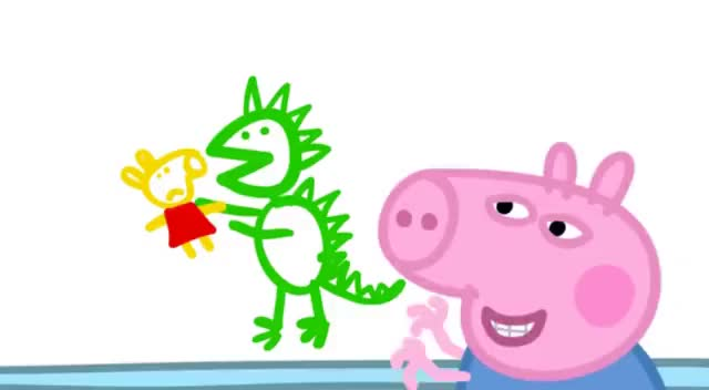 Watch and share Peppa GIFs and Pig GIFs on Gfycat