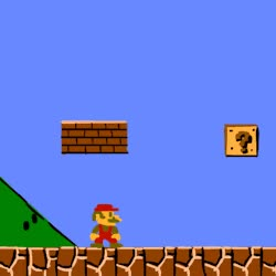 Watch and share Gif Art Nintendo Mario Mario Bros. GIFs on Gfycat