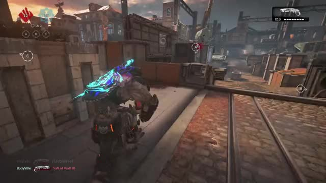 Watch and share Gearsofwar4 GIFs and Tinyspeed GIFs by Gamer DVR on Gfycat