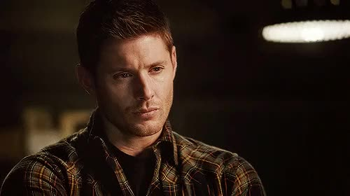 Watch and share I'm Here For You GIFs and Dean Winchester GIFs on Gfycat