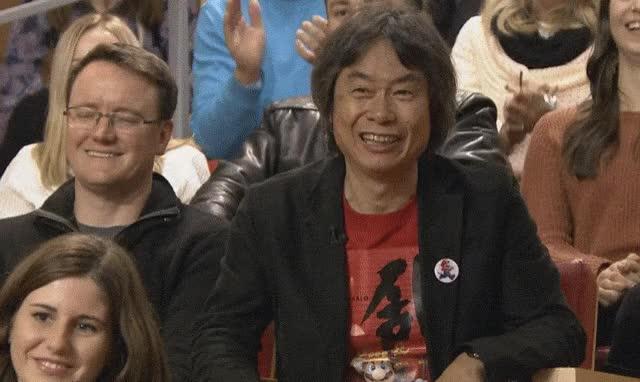 Watch miyamoto-thumb-down-thumb-up GIF on Gfycat. Discover more shigeru miyamoto GIFs on Gfycat