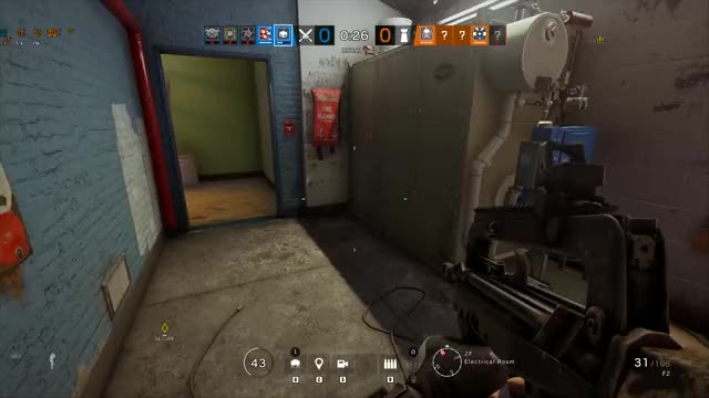 Watch and share Rainbow6 GIFs and Siege GIFs by rickterry on Gfycat