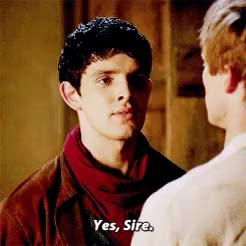 Watch and share Arthur Pendragon GIFs and Merlin Season 3 GIFs on Gfycat