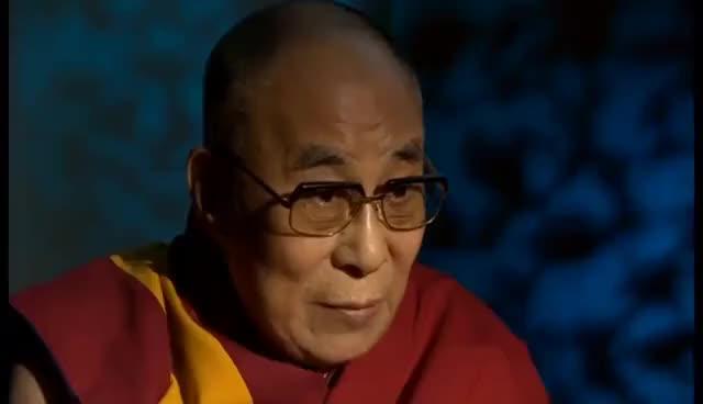 Watch and share Dalai Lama (by Fabio Celenza) GIFs on Gfycat