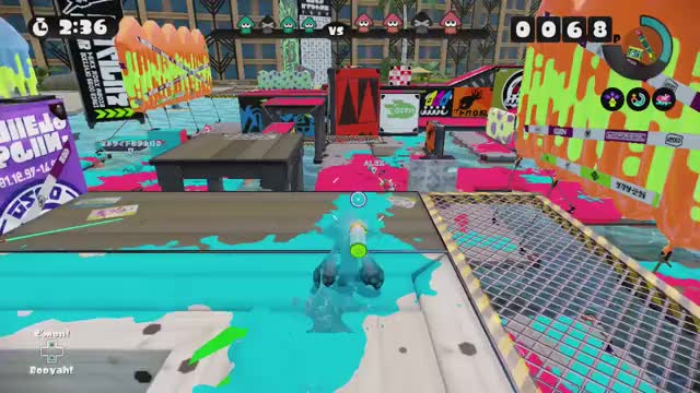 Watch and share Splatoon GIFs by lockeexile on Gfycat