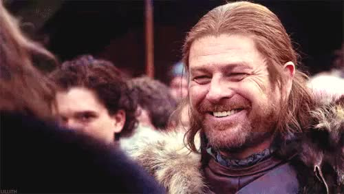 Watch and share Eddard Stark GIFs and Ned Stark GIFs on Gfycat