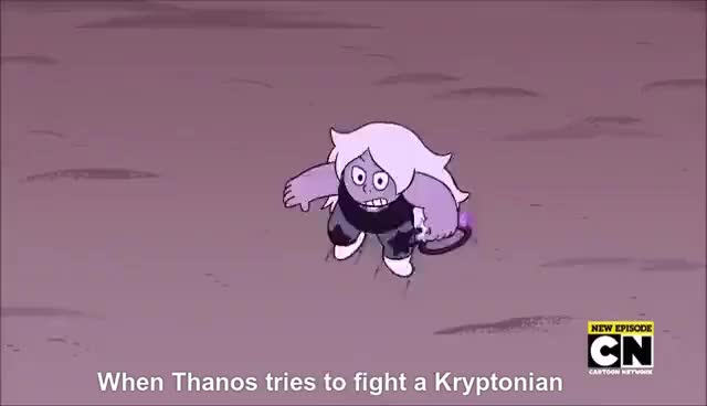 Watch and share Steven Universe - Amethyst Vs Jasper (Clip) Crack The Whip GIFs by odinson1500 on Gfycat