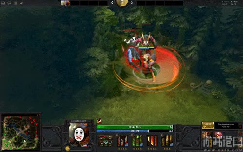 Watch and share Dota2 Rpg地图gif GIFs on Gfycat