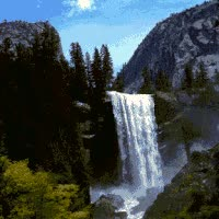Watch and share Waterfall GIFs on Gfycat