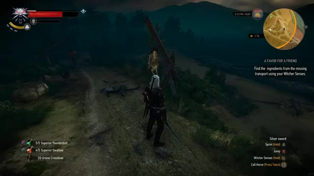 Watch and share Wildhunt GIFs and Witcher GIFs by dranoth on Gfycat