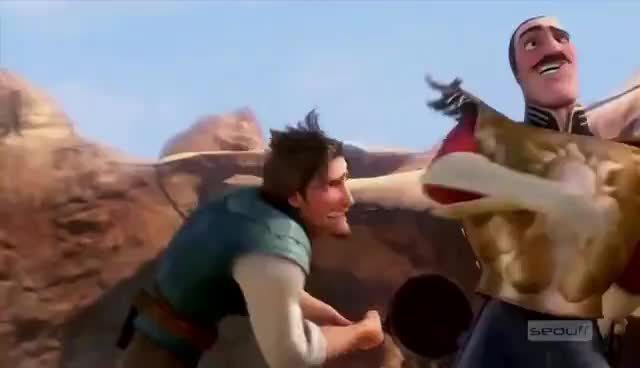 #Tangled, Tangled Frying Pans GIFs