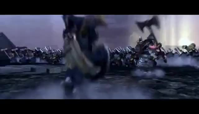 Watch and share Total War: WARHAMMER - Introducing... Grombrindal GIFs on Gfycat