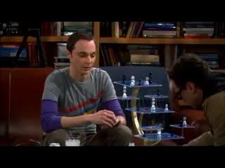 chess, season 1 episode 11, sheldon 3D chess GIFs